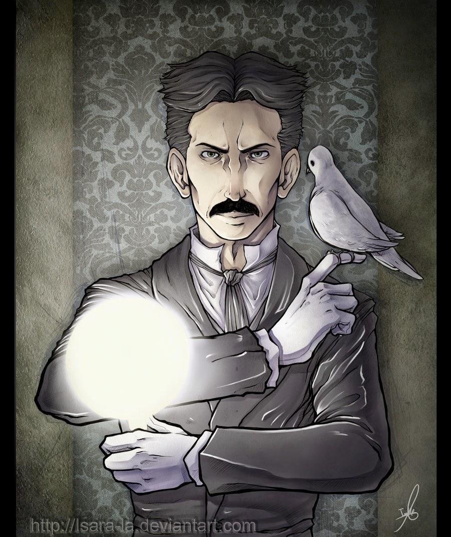 Seguro no sabias esto de Nikola Tesla, no vas a créer la #6