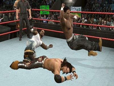 WWE 2009 PC