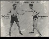 boxing sydney Eugene Criqui