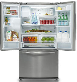 Talent inc scripts samsung refrigerator commercial script 94 introducing the samsung french door refrigerator it is our biggest refrigerator having 32 cubic feet to fit all of your life needs publicscrutiny Images