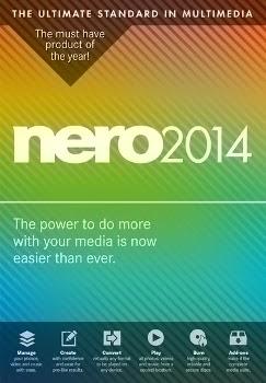 Download Nero Multimedia Suite 2014 Versão 15 + Ativação