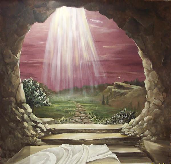 Empty Tomb Jesus Christ