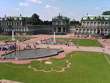 Tempat Wisata Di Jerman - Zwinger (Der Dresdner Zwinger)