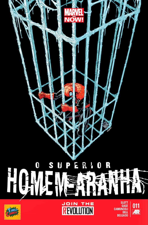 Nova Marvel! O Superior Homem-Aranha #11