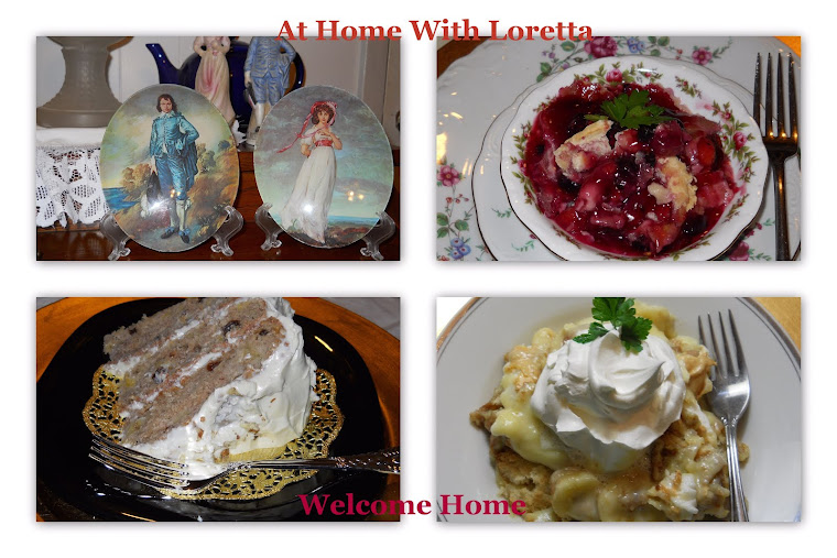 At Home With Loretta