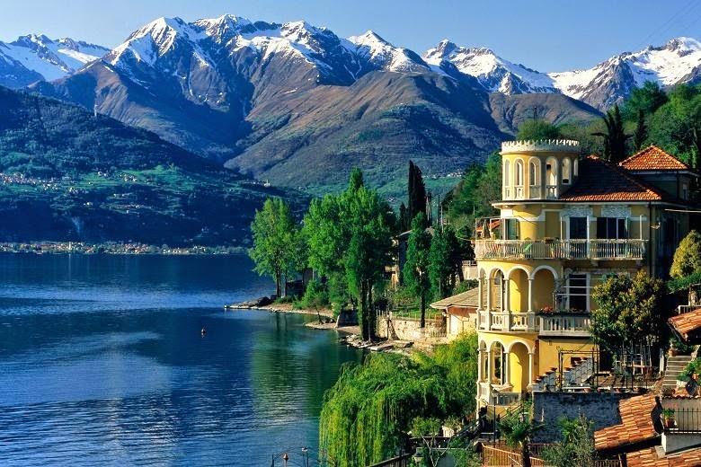 Donna Antonucci Lake Como
