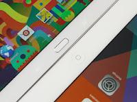 سامسونج جالاكسى نوت10.1 بشاشة 10.1 بوصة و أبل أيباد 4 بشاشة 9.7 بوصة