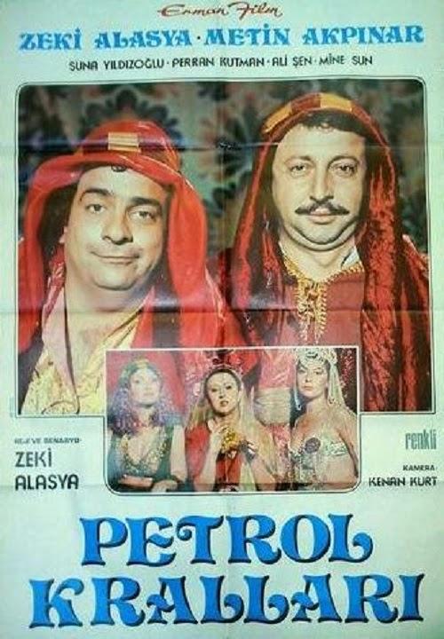 Petrol Kralları (Yerli Film) Full İndir