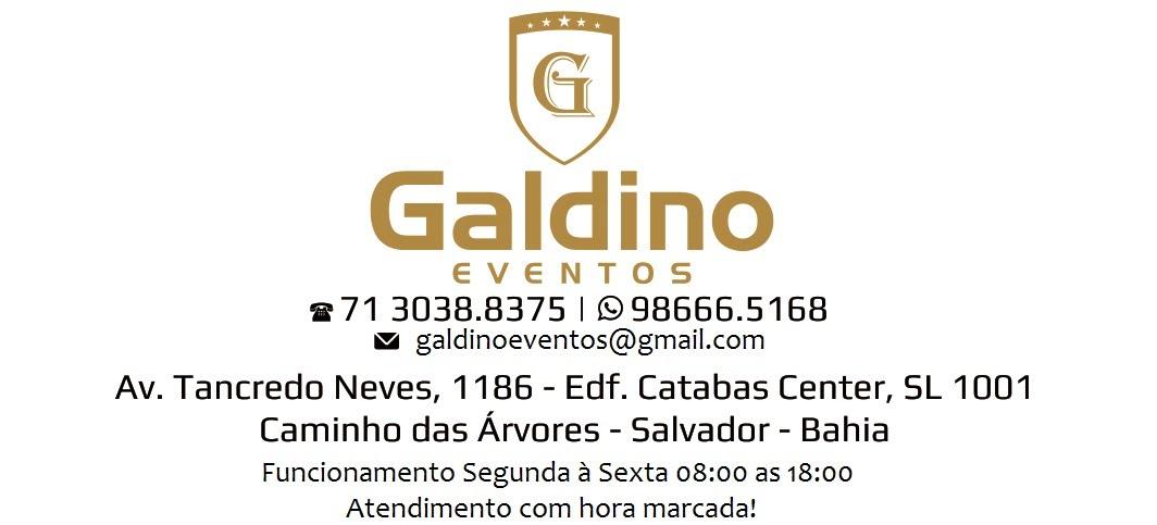 Buffet Galdino Eventos - Flávia Galdino