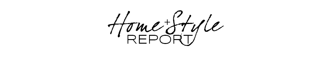 Home Style Report