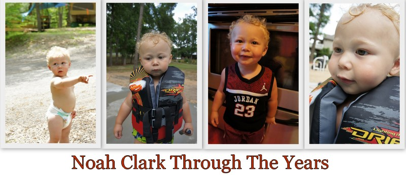 Noah Clark Through The Years