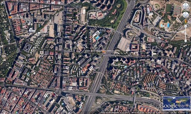 JESÚS AGUSTÍN CUESTA ABRIL ETA, Madrid, Comunidad de Madrid, España, 8/01/97
