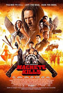 Machete Kills dirigida por Robert Rodríguez