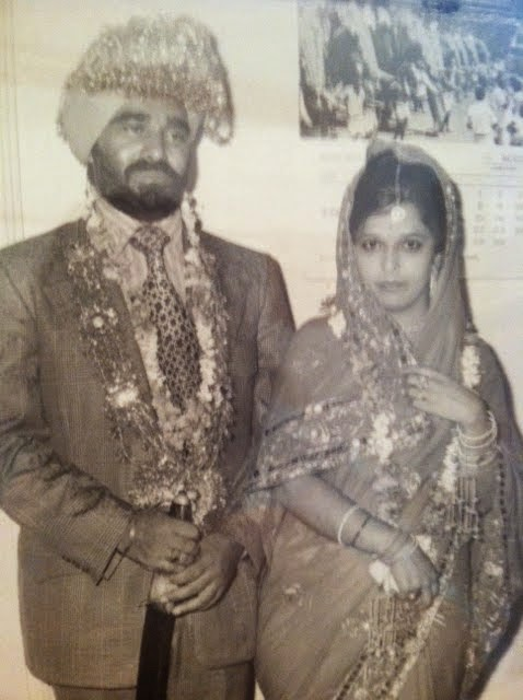 Mom and Dad 42 years