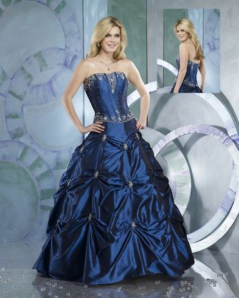 Dark blue and navy blue wedding dress designs wedding dress for Light blue wedding dress meaning