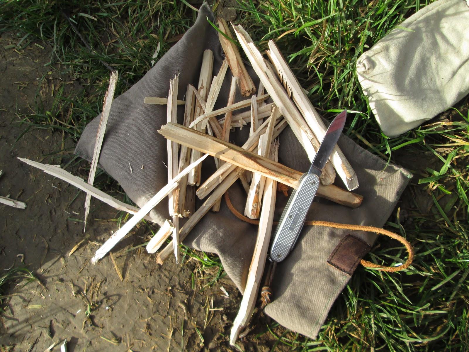 Le bushcraft d 39 alex test d 39 un mini r chaud bois - Reste de bois brule synonyme ...