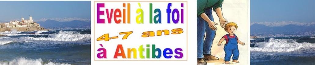 Eveil à la foi Antibes