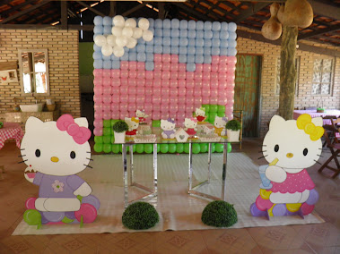 Festa Hello Kitty da Vivian