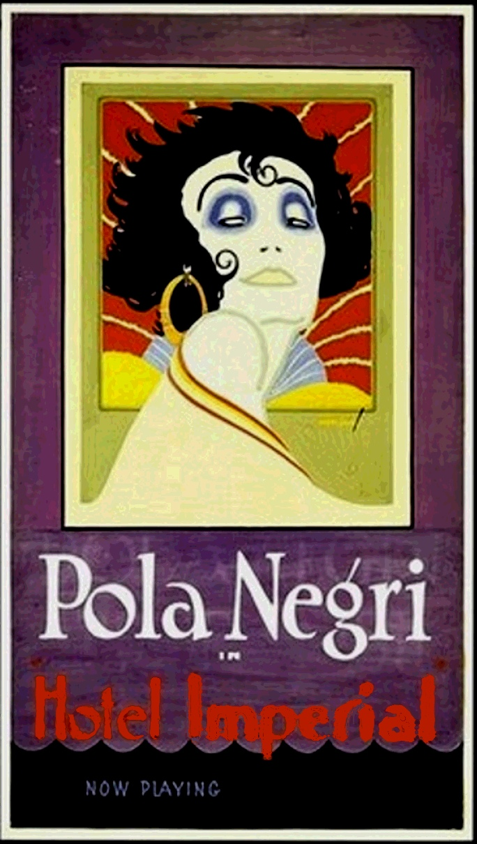 Poster design 1900 - Italy 1902 1988 Was Hired By George Eastman During The Late Period Of Silent Cinema To Design And Hand Paint Film Posters For His Theater In