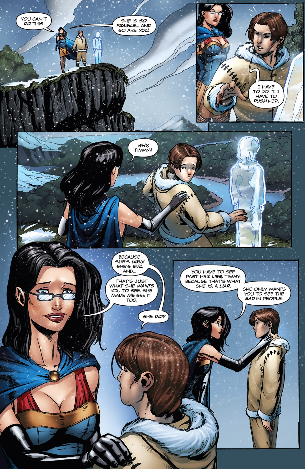 Grimm Fairy Tales (2005) Issue #22 #25 - English 20