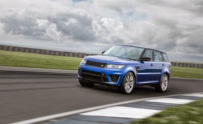 2015 Land Rover Range Rover Sport SVR Review