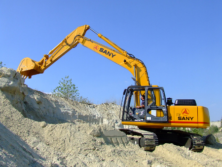 I know this is a picture of an excavator. Bulldozer creates better alliteration and for our metaphor they both fit.