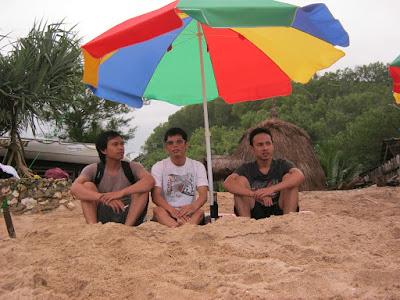 sewa tenda pantai indrayanti