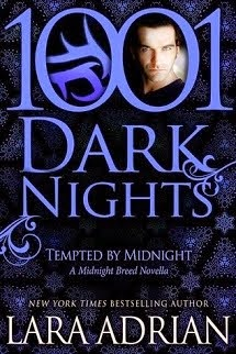 Tempted by Midnight (Midnight Breed #12.5)