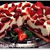 Τουρτα γιαουρτι με φραουλες