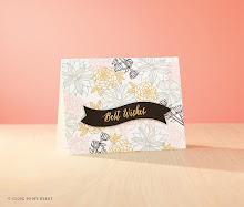 December Stamp of the Month Card