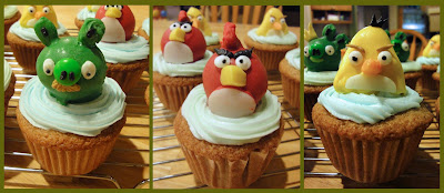 cupcake closeups