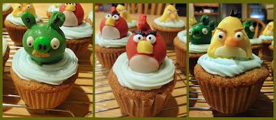 cupcake closeups