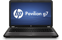 HP Pavilion G7-1310us laptop