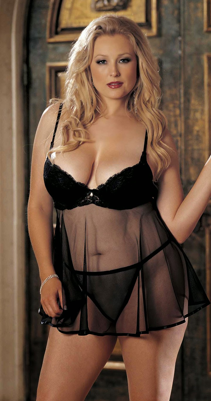 LACE Curvy Sexy Lingerie - Free Shipping 49