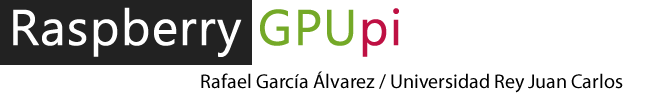 Raspberry GPUpi
