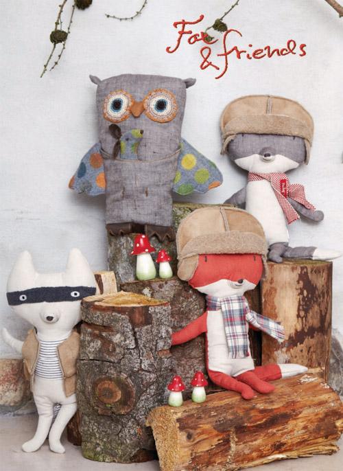 My Owl Barn Maileg Woodland Creatures