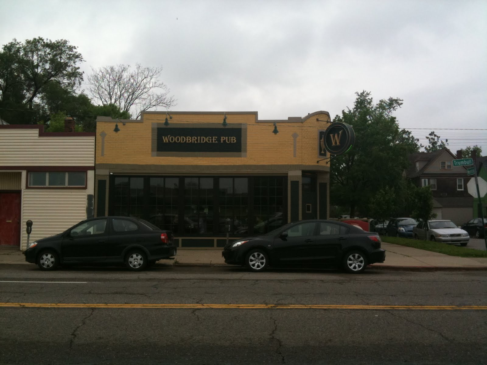 Detroit Restaurants Near Wayne State University