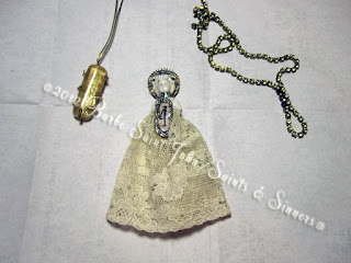 Mixed Media Jewelry Pieces