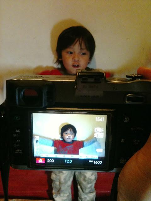 Fujifilm X100  AF-S