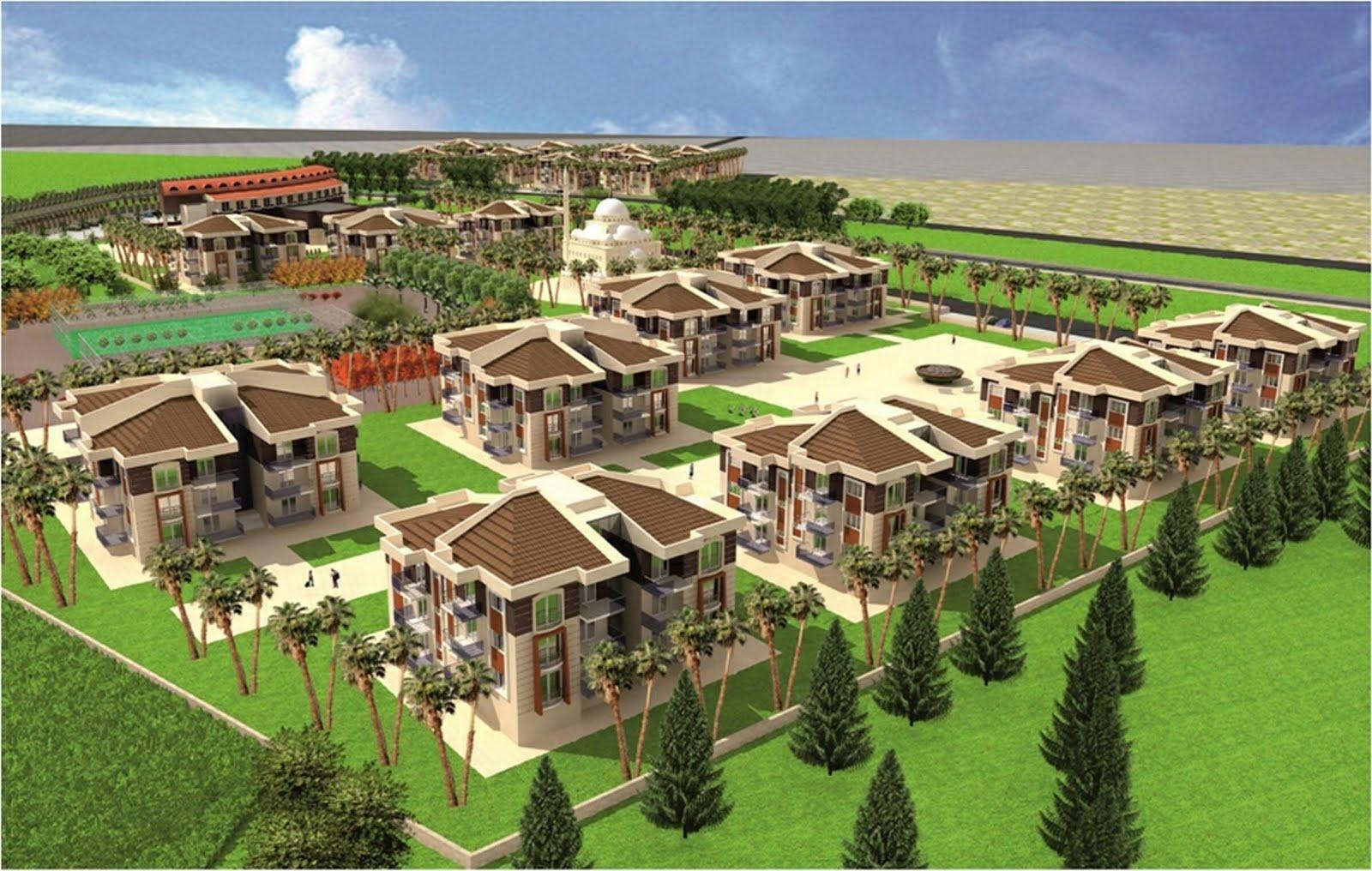 Pamukkale Gül Termal Tatil Köyü