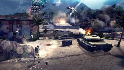 Modern Combat 4: Zero Hour v1.0.2 for Android