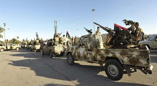 """""""فجر ليبيا"""" تصدر البيانات الرسمية وحكومة طرابلس تنفي في الفايسبوك…..!!!!!!"""