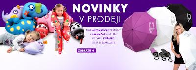 Dedra dětské polštářky a deštníky FC Collection