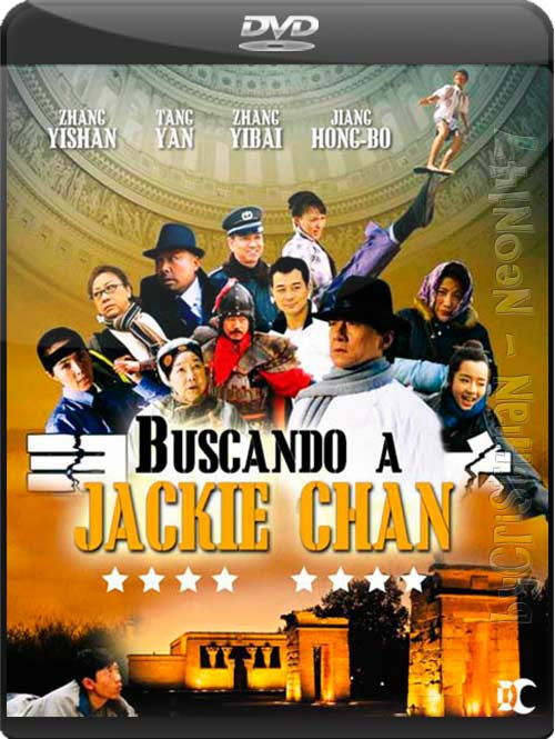 Buscando A Jackie Chan (Español Latino) (DVDrip) (2011)