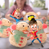 "Snap Crackle and Pop ""Pop To Life"" in New Ad for Kellogg's Rice Krispies via Leo Burnett Chicago"
