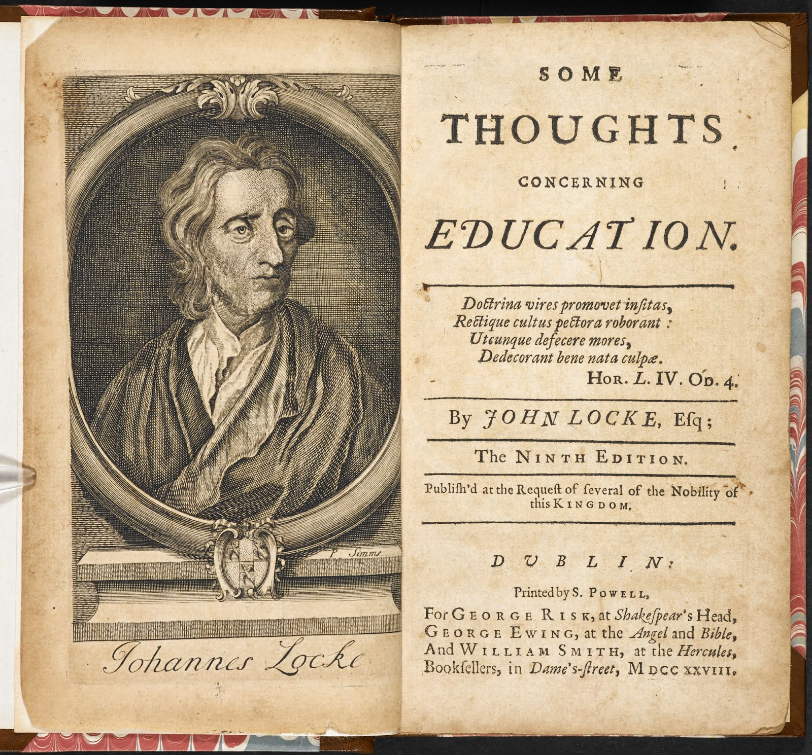 argumentative essay on john locke John locke's essay concerning human understanding is one of the  the  writing of the essay is itself an important contribution to its argument.