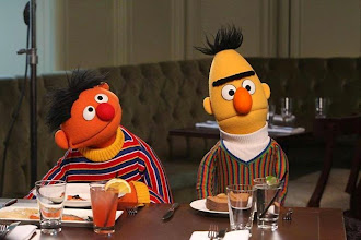 "Bert and Ernie on ""Oprah: Where Are They Now?"" December 20th on OWN"