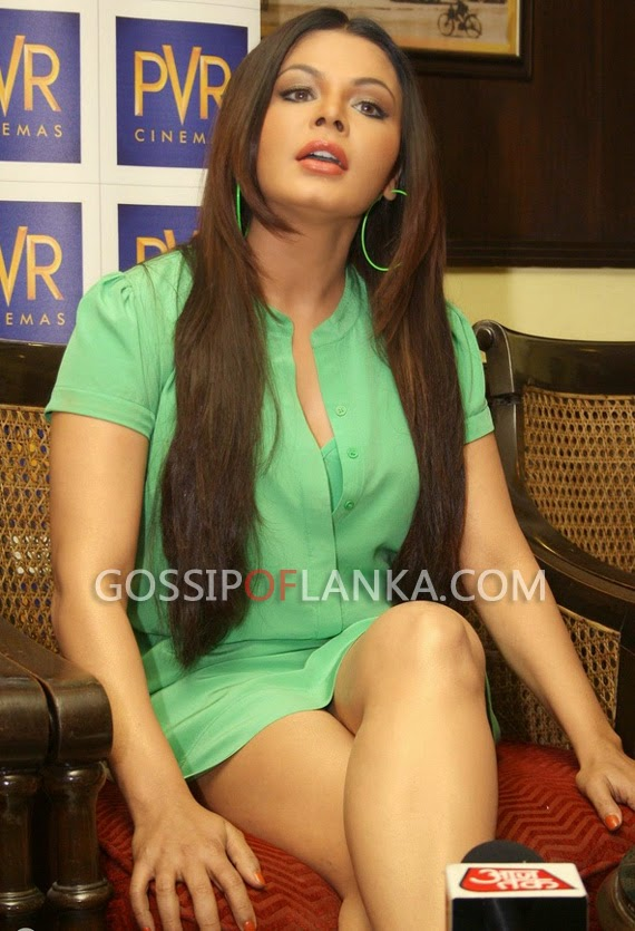 Rakhi Sawant attacks Sunny Leone - Video
