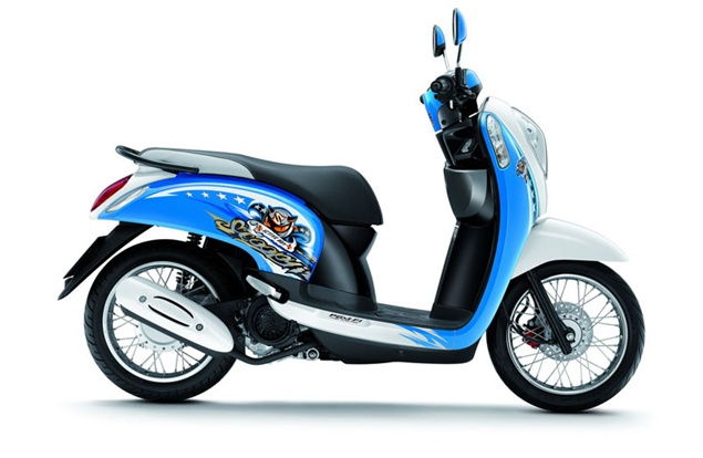 Honda Scoopy Picture