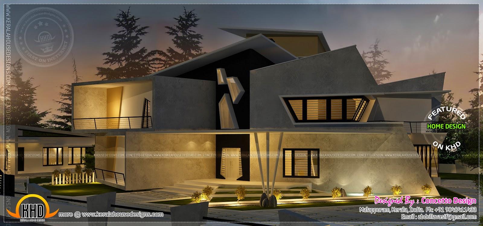 unique homes designs unique home designs thearmchairs unique home designs unique home designs may kerala home - Unique Homes Designs
